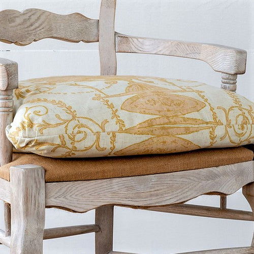 French Country Chair Cushion