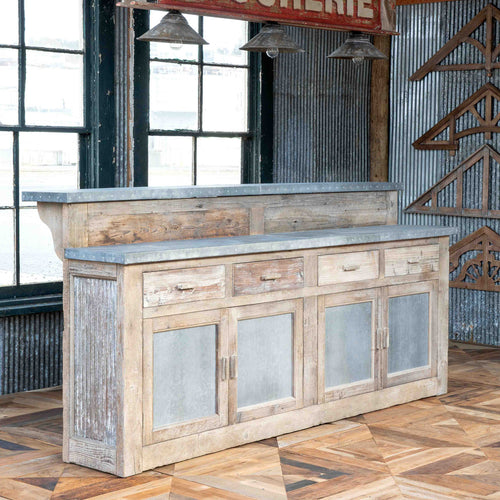 Kitchen Island Breakfast Bar With Storage