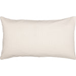 Burlap Antique White Sham