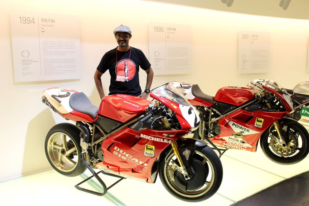The Story Behind The Design: The Italian Superbike