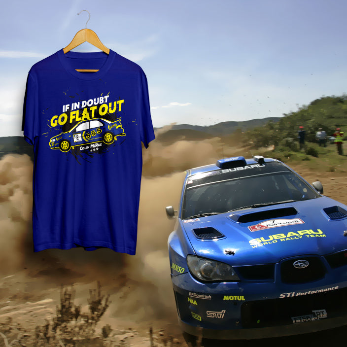 The Story Behind The Design: Colin McRae