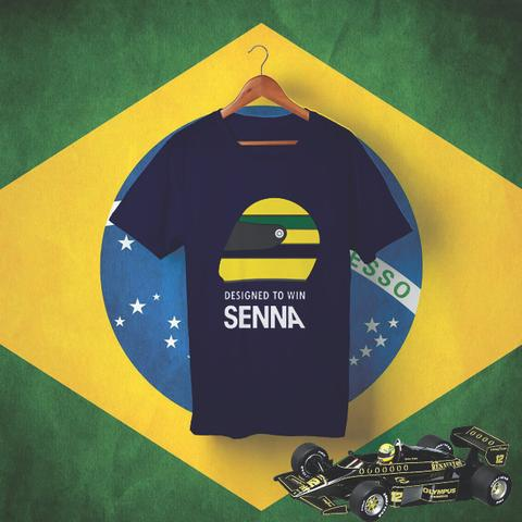 Senna: Designed To Win - story behind the design.