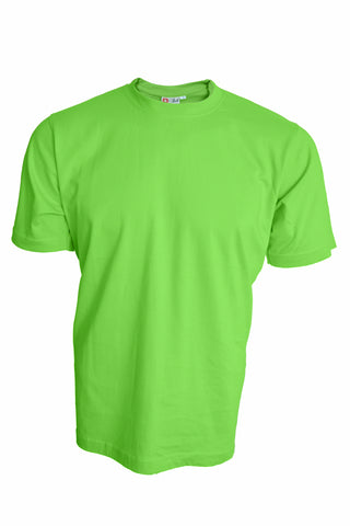 Plain Lime Green T-Shirt