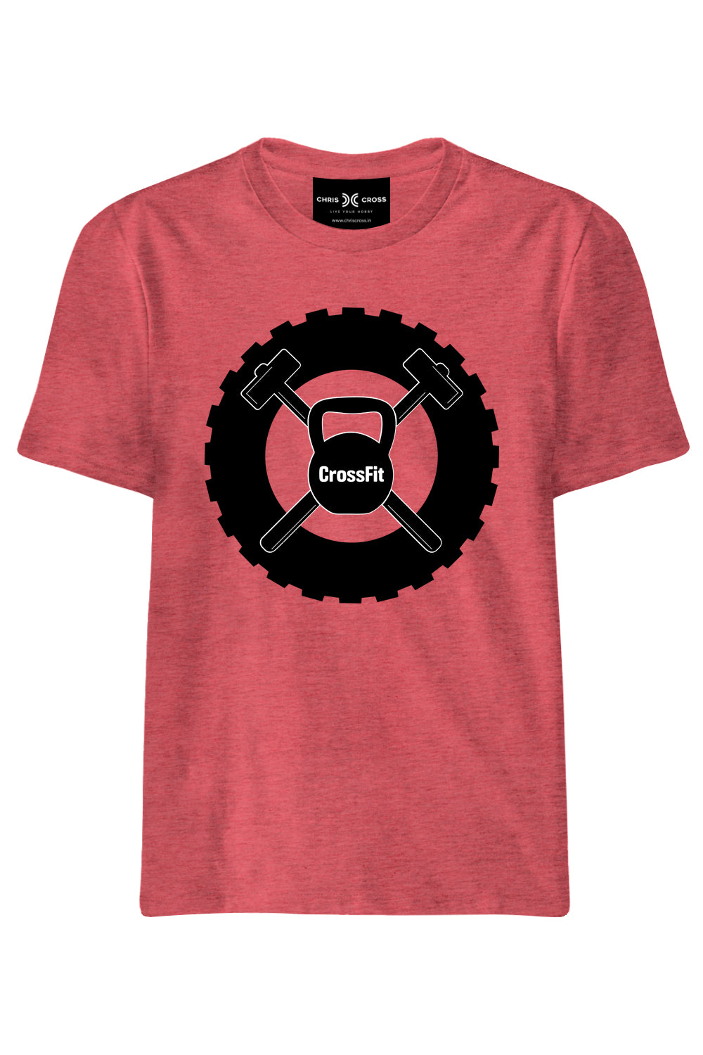 Cross Fit T Shirt - ChrisCross.in