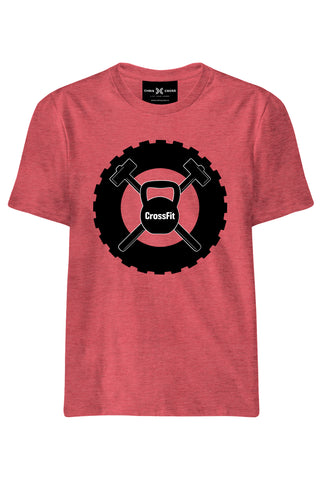 CrossFit T-Shirt - ChrisCross.in