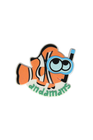 Andaman Clown Fish Fridge Magnet