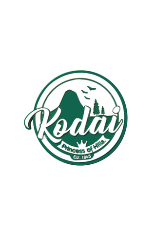Kodai Fridge Magnet
