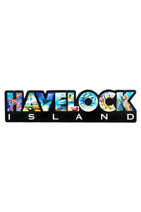 Havelock Island Fridge Magnet HI01 - ChrisCross.in
