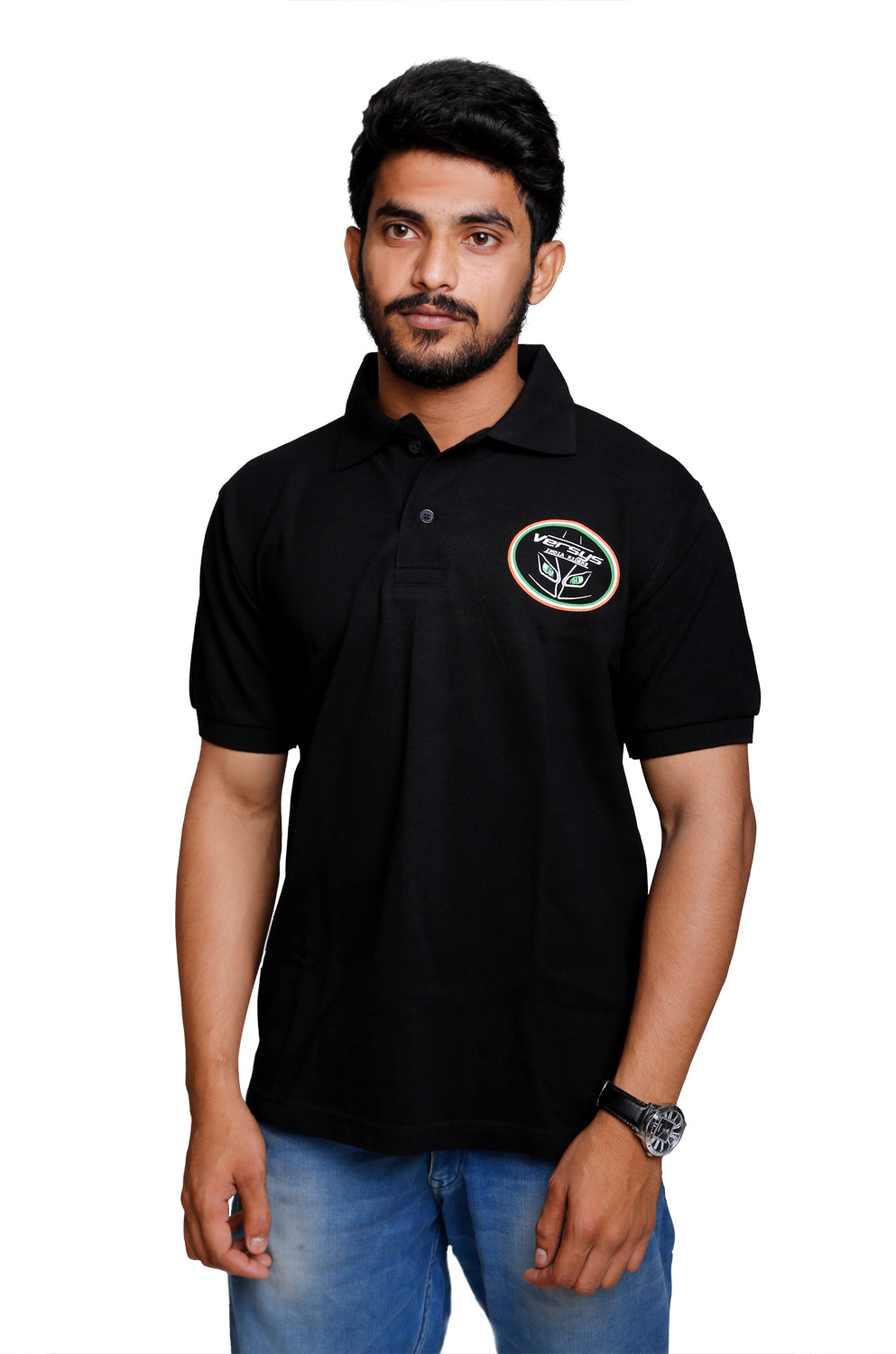 Kawasaki Versys India Rider's Club T-Shirt - ChrisCross.in