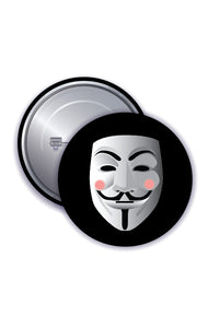 Button Badges - V for Vendetta - ChrisCross.in