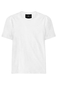 Plain White T-Shirt - ChrisCross.in