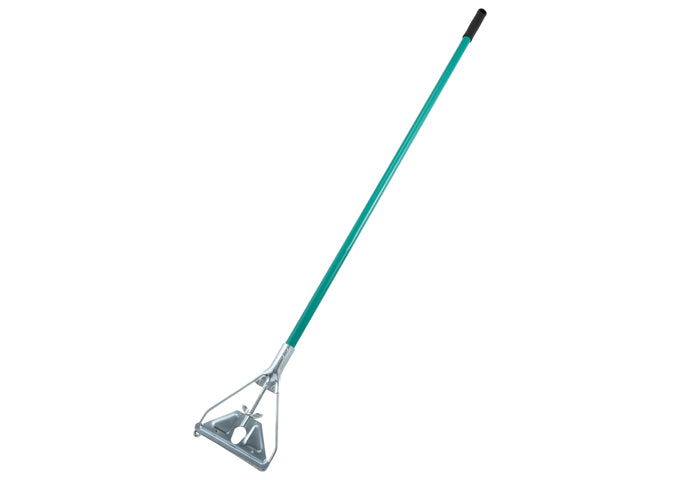 57″ Mop Handle, Quick Change, Metal