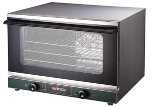 Half-Size Countertop Convection Oven, 1.5 Cubic Feet