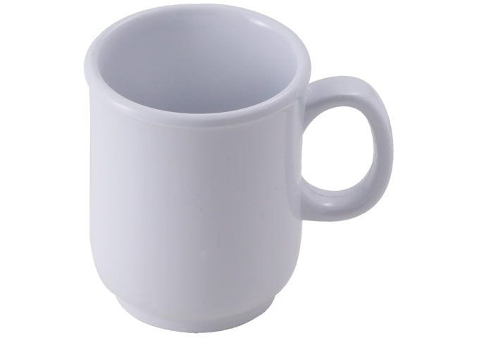 8 Ounce Melamine Bulbous Mugs