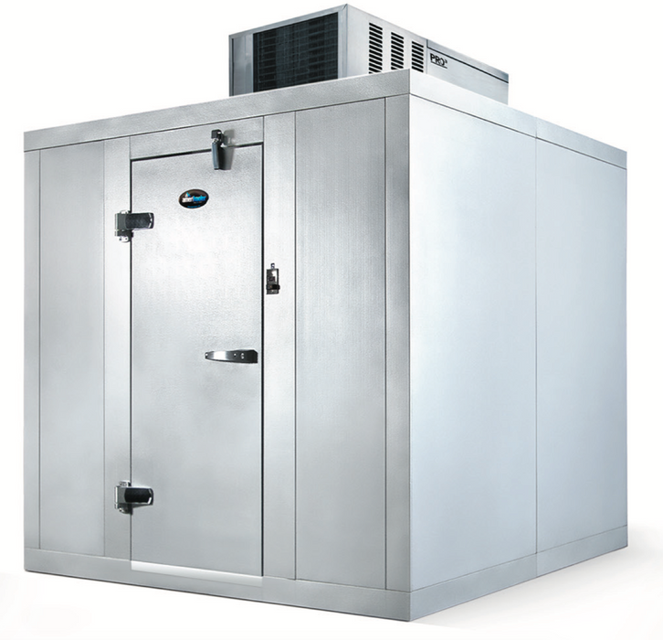 "Indoor Walk-In Freezer, 6' W x 6' L x 7'-7"" H, With Floor"