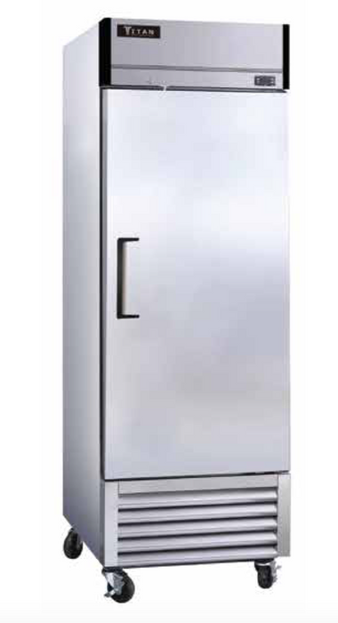 Titan Refrigeration XTF23-BM One Door Freezer Reach-in