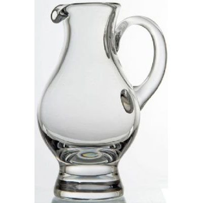 The Glencairn Official Whisky Water Jug - Lead-Free Crystal Glass
