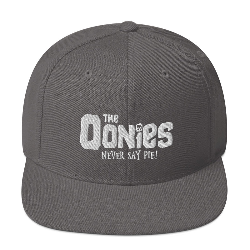 "The Oonies ""Never Say Pie!"" Snapback Hat"