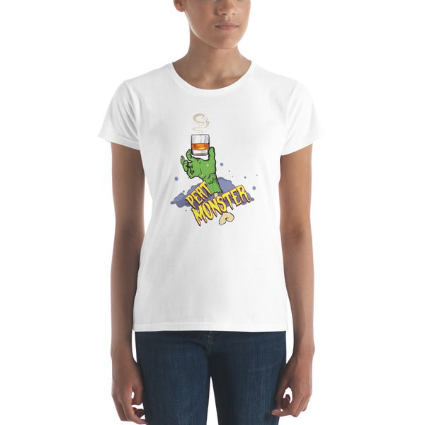 The Peat Monster | Womens T-Shirt