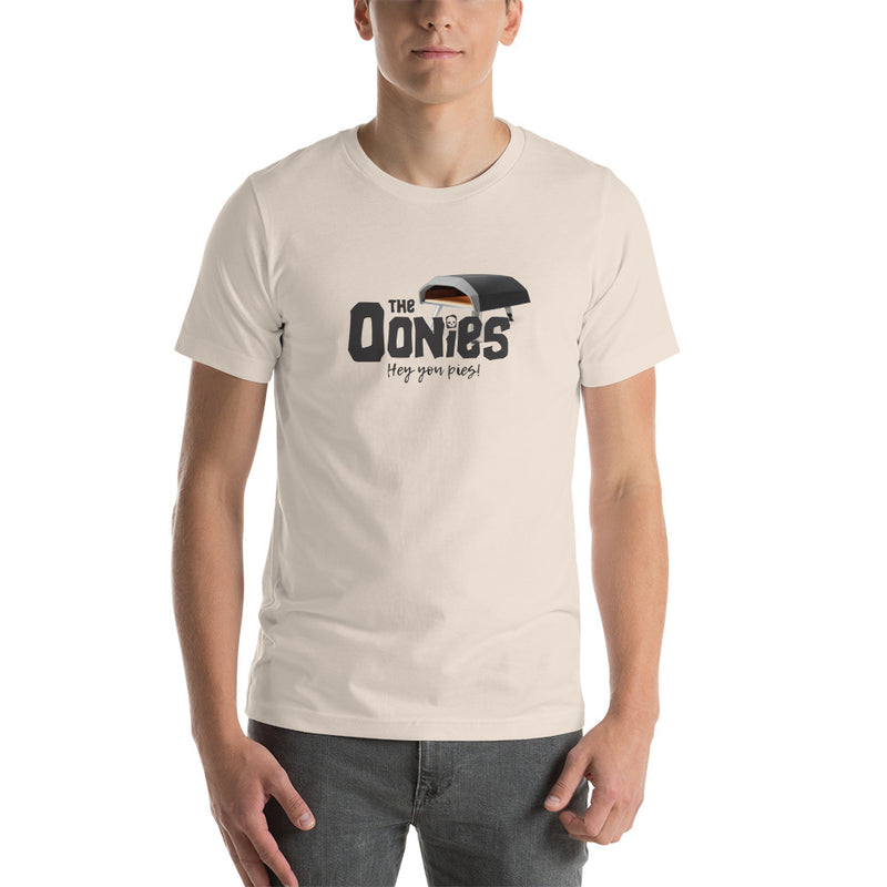 The Oonies T-Shirt - Hey You Pies! | Dark Logo