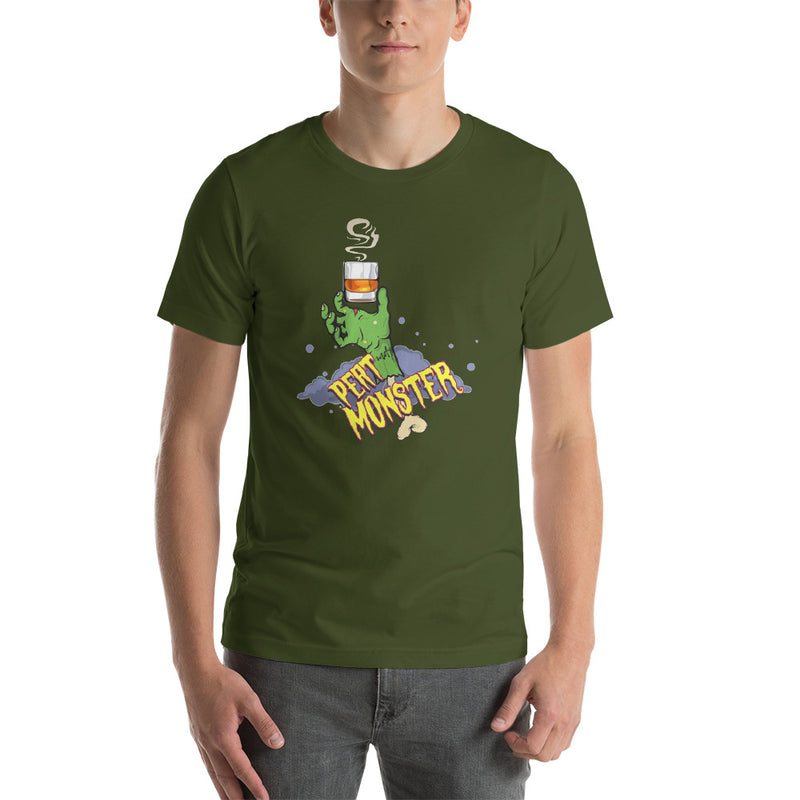 The Peat Monster | Mens T-Shirt