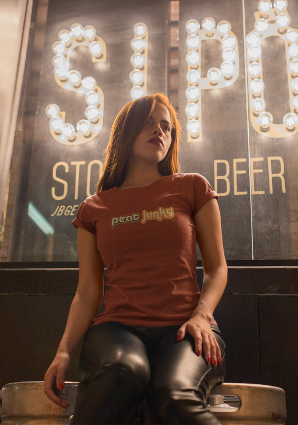 Peat Junky | Womens T-Shirt