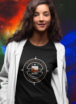 The Intergalactic Society of Whisky Drinkers | Womens T-Shirt