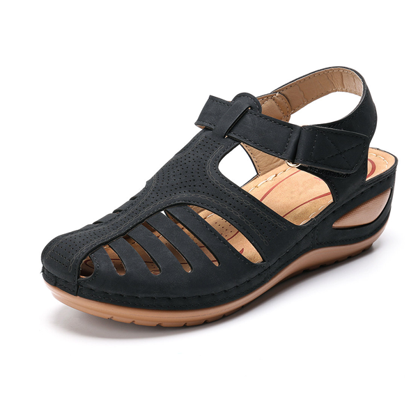 Comfy Wedge Sandals