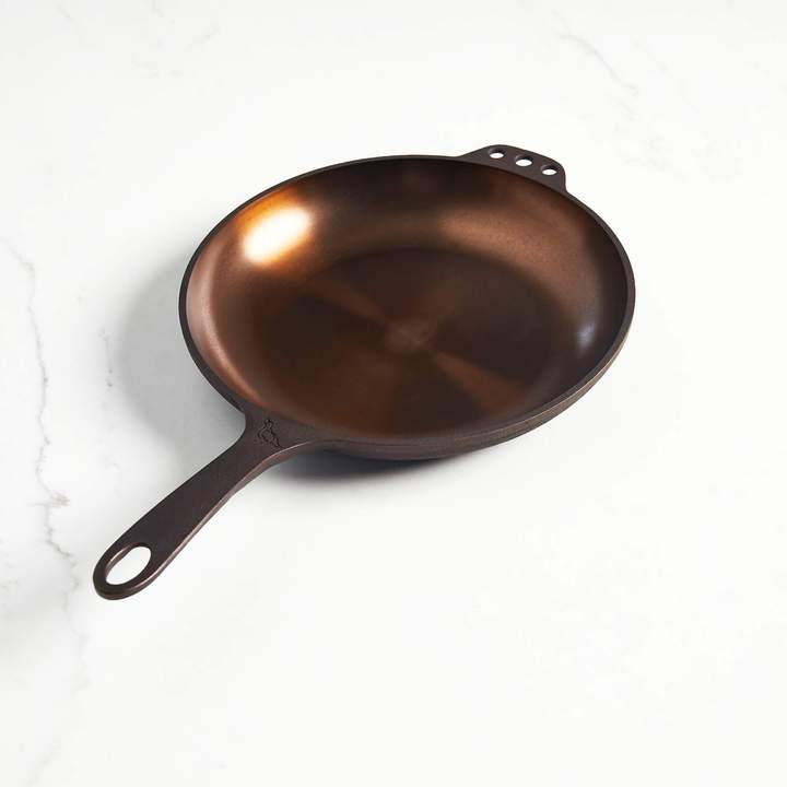 Smithey Ironware Cast Iron Chef Skillet 10""