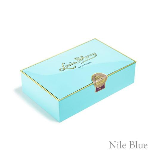 "Louis-Sherry Chocolates - 24 Piece ""Grand Dame"" Niles Blue"