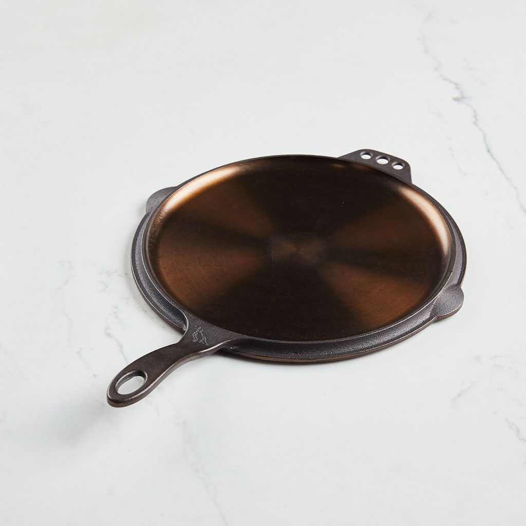 Smithey Ironware Cast Iron Flat Top, No. 12