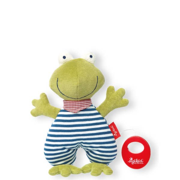 Sigikid Frog Musical Toy