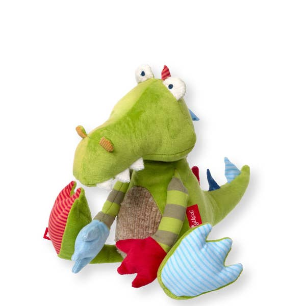 Sigikid Patchwork Sweety Dragon