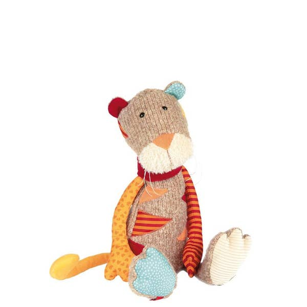 Sigikid Patchwork Sweety Tiger