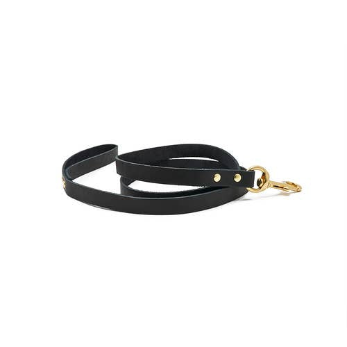 Son of a Sailor - 4 ft. Leather Dog Leash