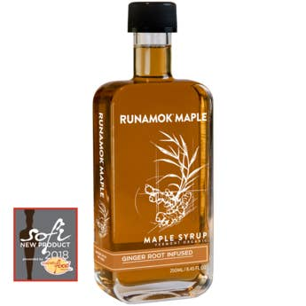 Runamok - Ginger Root Infused