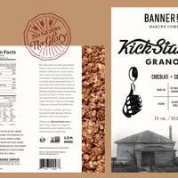 Banner Road Baking Company - Kick Start Granola