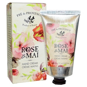 European Soaps - Rose de Mai Hand Cream