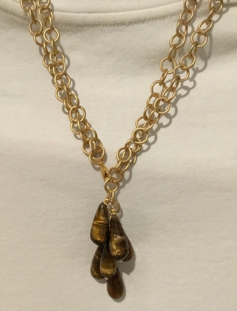 Goodman Spalding - GS Necklace F-9, N15
