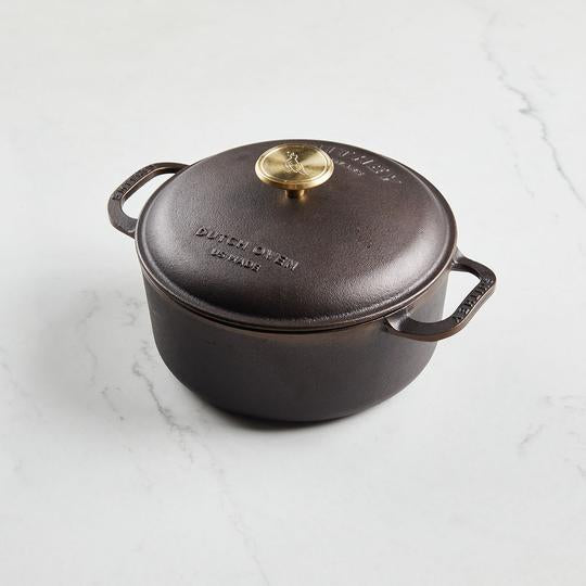 Smithey Ironware Dutch Oven 3.5 Qt
