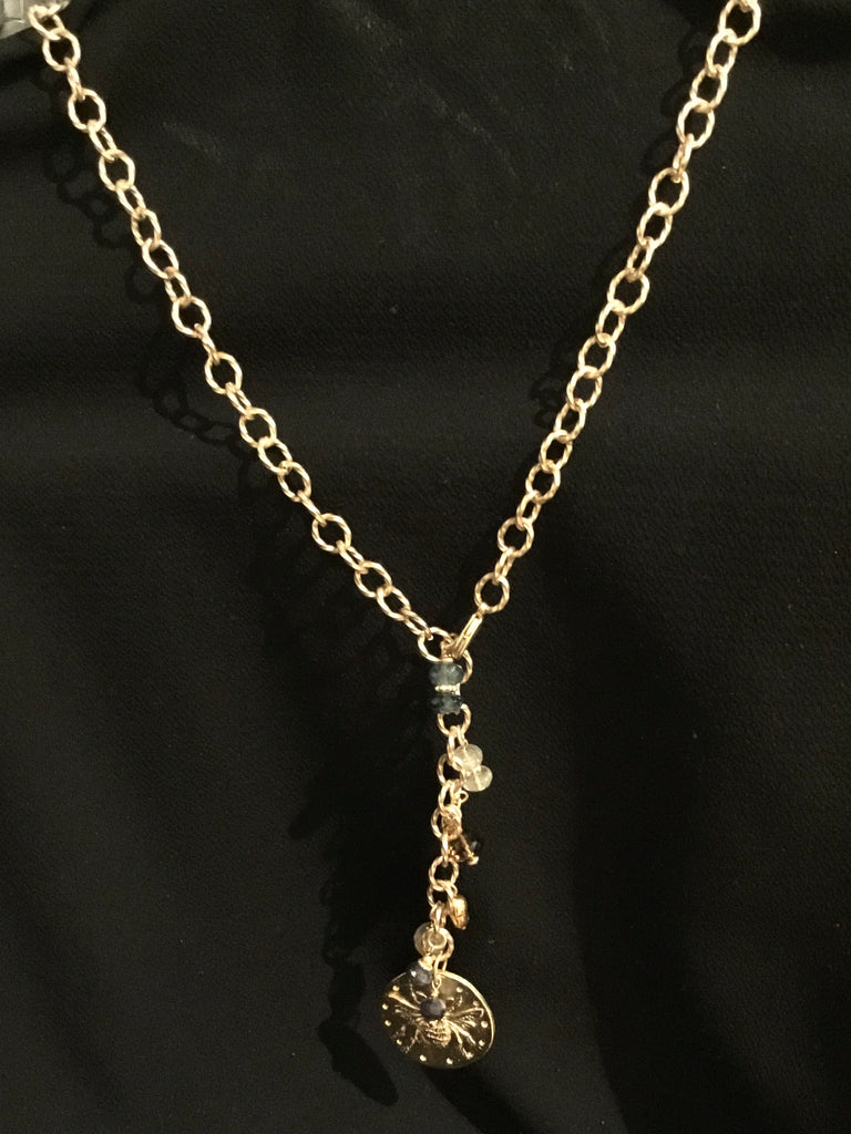 Goodman Spalding - GS Necklace F-4, N14