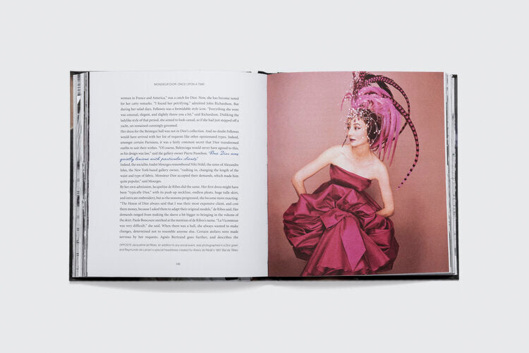Monsieur Dior: Once Upon a Time - Book