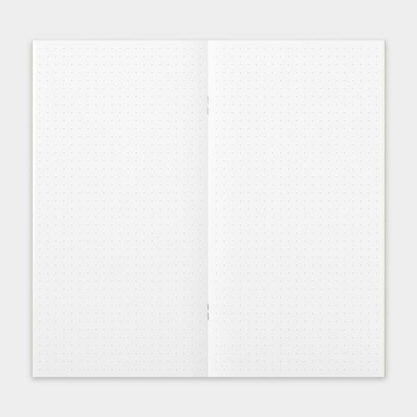 Traveler's Company - Notebook Refill - Regular Size - Dot Grid
