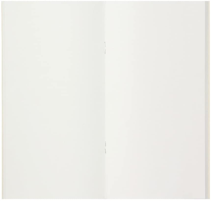 Traveler's Company - Notebook Refill - Regular Size - Light Paper