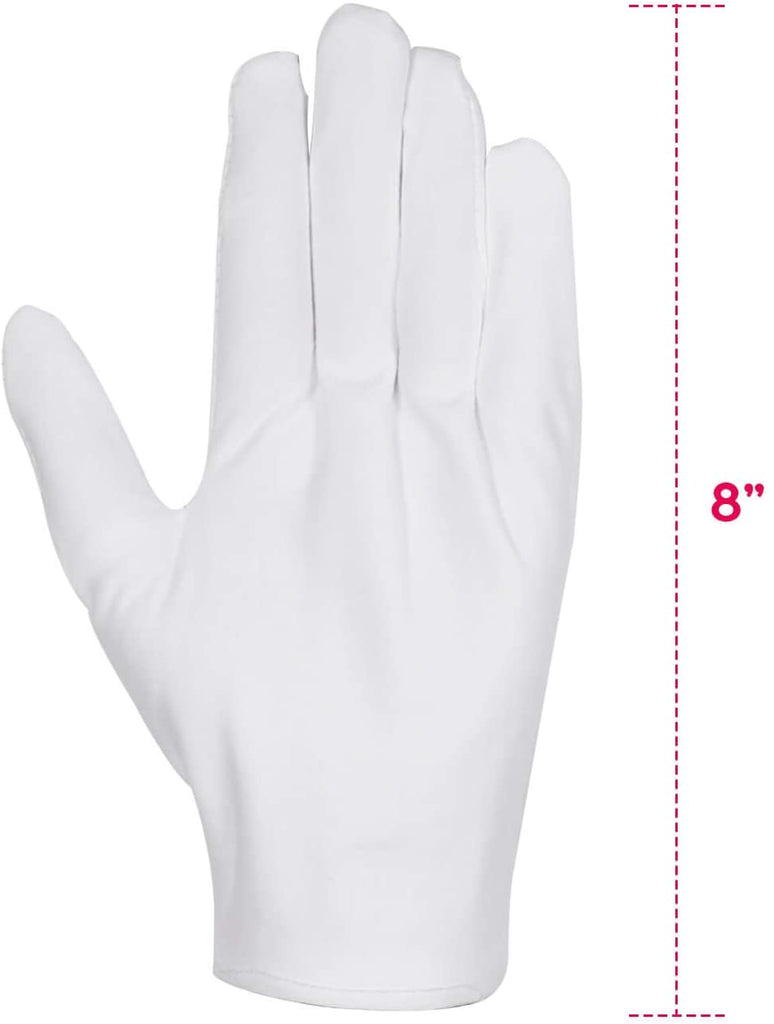NATURAL HAVEN -  Cotton Gloves - One Size Fits Most