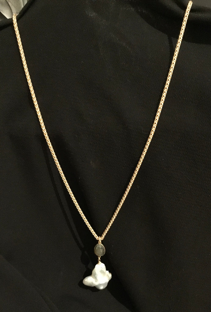 Goodman Spalding - GS Necklace F-4, N9