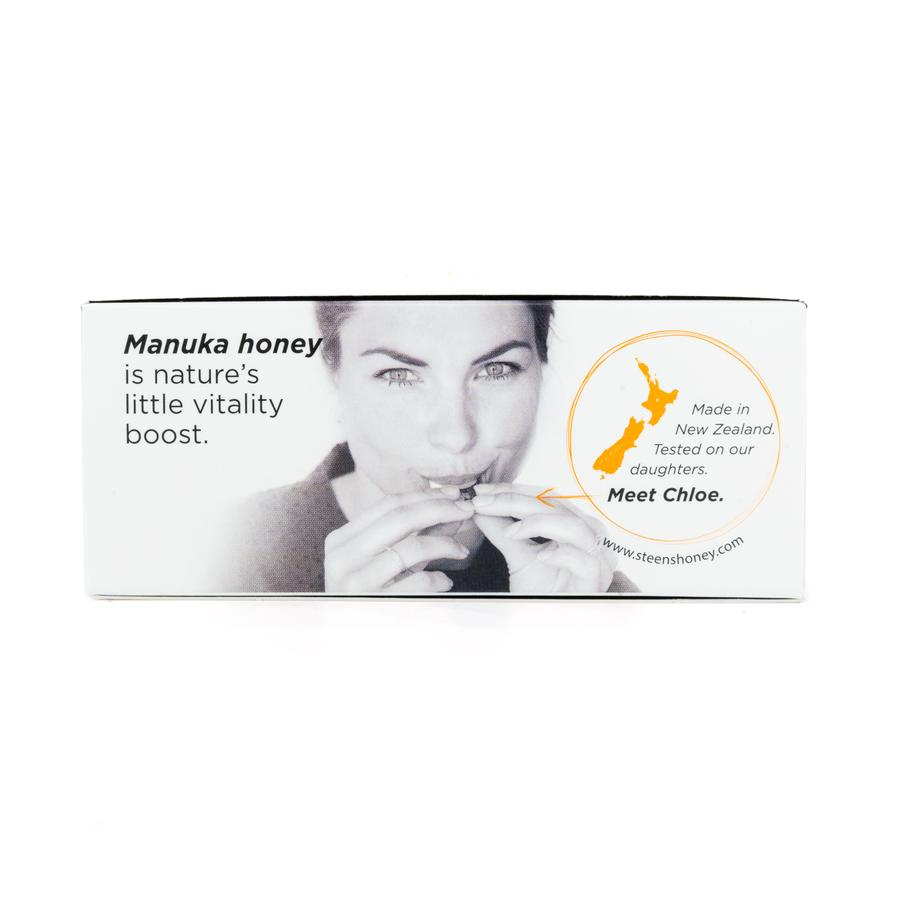 STEENS - Raw Manuka Honey - UMF 10+ - Snap Pack
