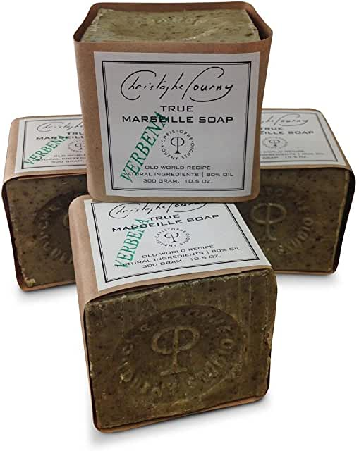 Christophe Pourny Studio - 300 gr. Verbena Marseille Soap