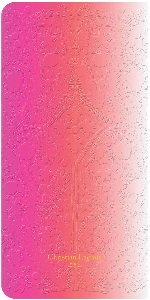 Christian Lacroix Neon Pink Ombre Paseo Sticky Notes/Cards