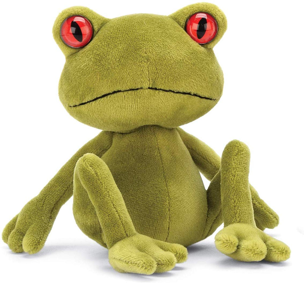 JellyCat Little Tad Tree Frog